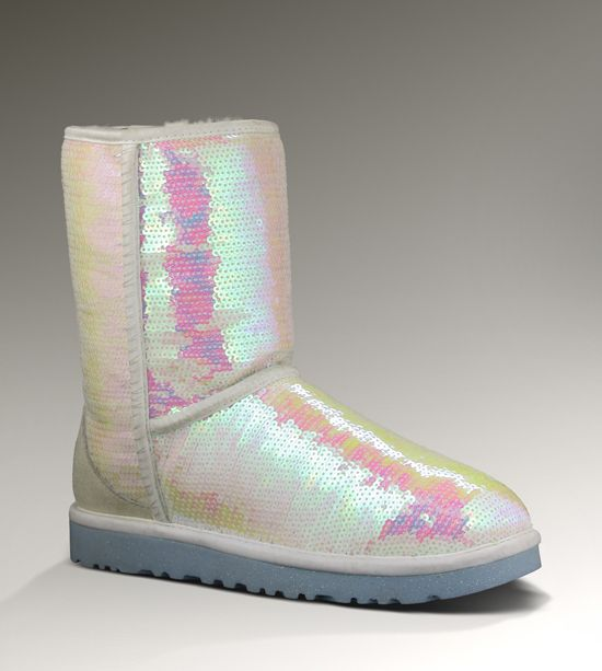 Oh, No They Didn't! Wedding Uggs Are Now On Sale -I dont like Uggs at all, but some of you might.