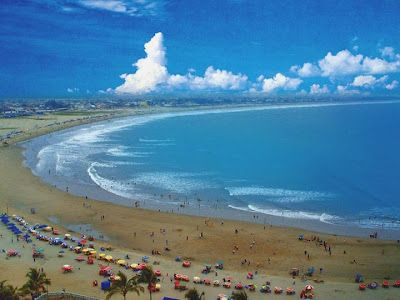 Playas General Villamil Playas Balneario de Playas - Viajes Turismo Aventura y Lugares turisticos de Ecuador Playas