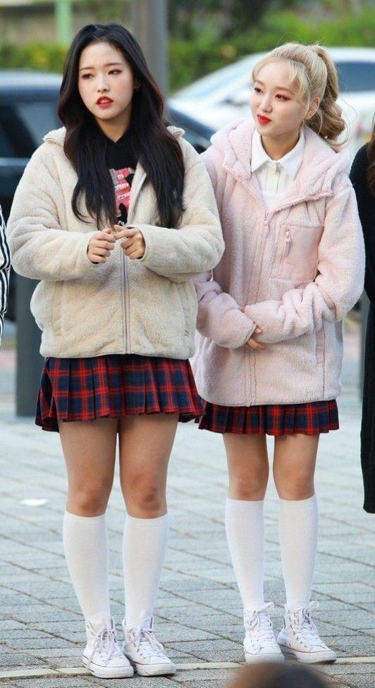 ➼ υηινєɾsє161010 *:・゚   Pretty outfits, Kpop girls, Just girl things