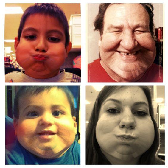 Fat face funn ;) love this app!