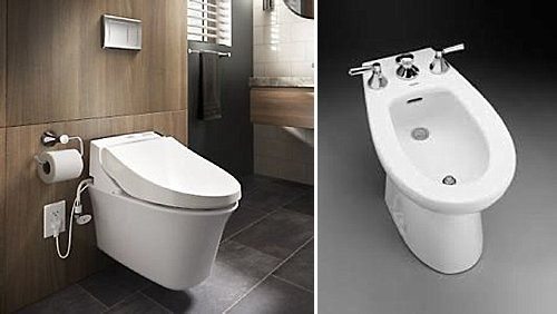 Are All In One Toilets The Future Wpl Interior Design Bidet Design All In One