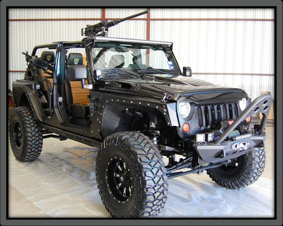 Xtreme Outfitters Jeep Wrangler Call of Duty: Black Ops