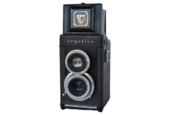 Argoflex TLR     Camera