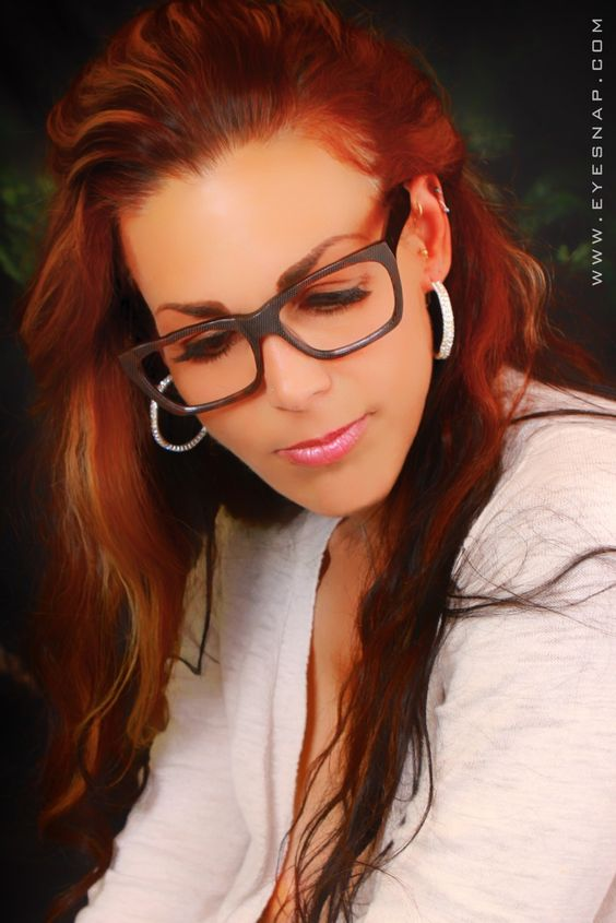Shawna in Spectacle Eyeworks frames