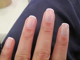 Acrylic Nails Done Perfect They Look So Natural How To Remove Without Acetone Nail Polish