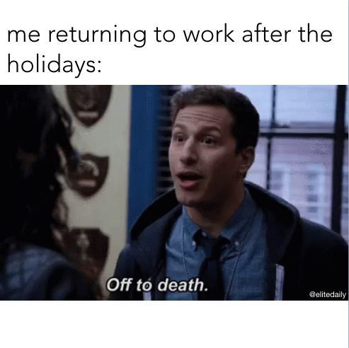 Pin By Camille Shawver On I M Frightened Work Humor Work Memes Tv Series Memes