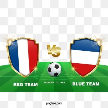 Color Football Match Confrontation Golden Match Png And Vector With Transparent Background For Free Download Football Match Football Banner Football Background