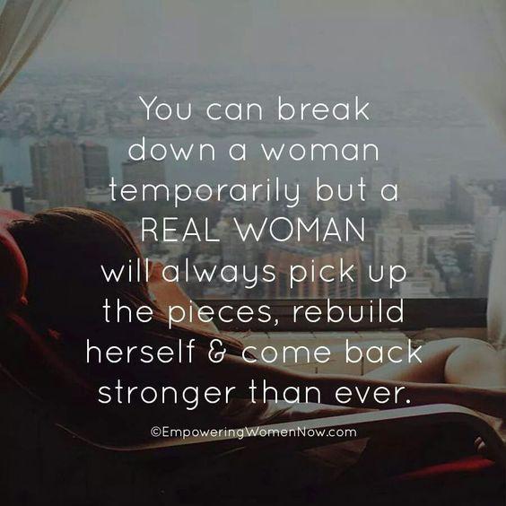 I will return back stronger than before