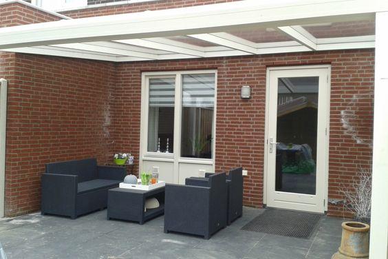 Veranda verandas patio porch roof terrace terras overdekt overkapping tuin for Buiten patio model