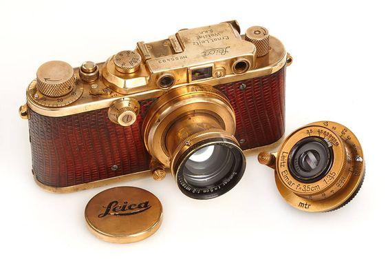 Leica III Mod F Luxus 'Karl Henkell'