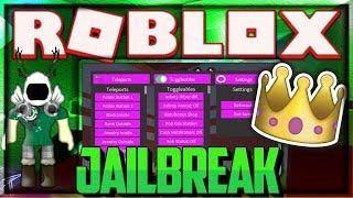New Roblox Hack Script Jailbreak Teleports Money More
