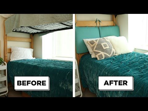 7 Budget Friendly Dorm Upgrades Youtube Declutter Your Home Dorm Nifty
