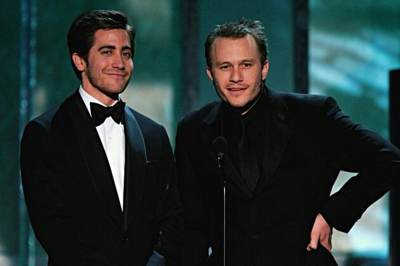 Jake Gyllenhaal & Heath Ledger