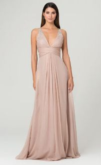 Aidan Mattox Sleeveless Evening Dress 461690 | The Elegant Prom ...