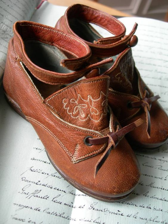Victorian children's shoes.-why are these cool as shit,like seems like somethin they are gonna try and sell at forever 21 and shit