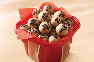 NILLA Tiramisu Cookie Balls recipe