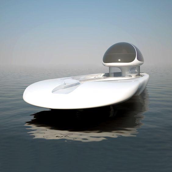 Futuristische luxusyachten  Bioyot – Ross Lovegrove   concepts   Pinterest   Futuristic ...