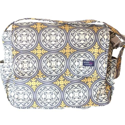 Emily Diaper Bag {custom} - Better Life Bags, part of the profit goes to micro loans