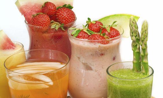 3 smoothies desintoxicantes para el día a día. http://elgranchef.imujer.com/7606/3-smoothies-desintoxicantes-para-el-dia-a-dia