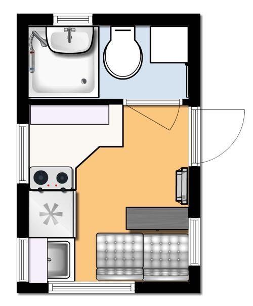 the world's catalog of ideas, 8x12 tiny house, 8x12 tiny house floor plans, 8x12 tiny house on wheels