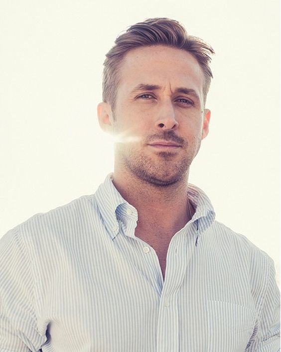 Ryan Gosling:| by Yann Rabanier, Cannes, 2014