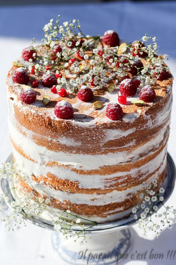 RECETTE LAYER CAKE FRAMBOISE ANNIVERSAIRE CONFINE- FETE EN KIT