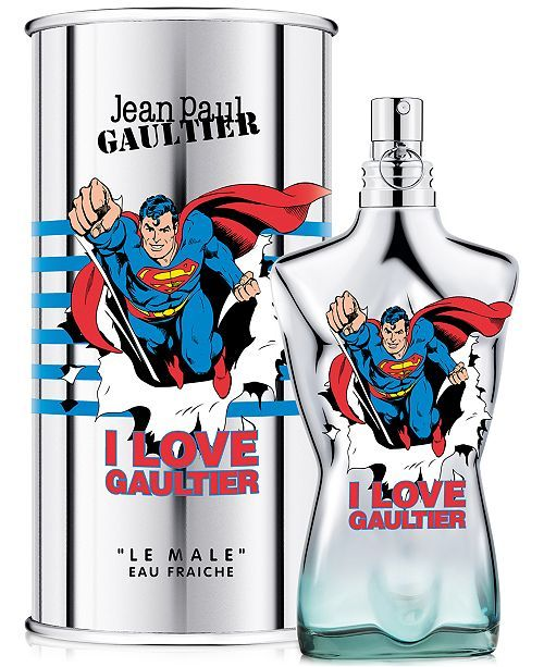 Jean Paul Gaultiermen S Le Male Superman Jean Paul Gaultier Perfume Jean Paul Jean Paul