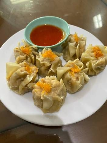 Resep Dimsum Ayam Udang Oleh Ayi Kartika Sari Resep Makanan Ringan Pedas Makanan Pedas Resep Masakan