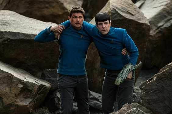 My review of 'Star Trek Beyond'