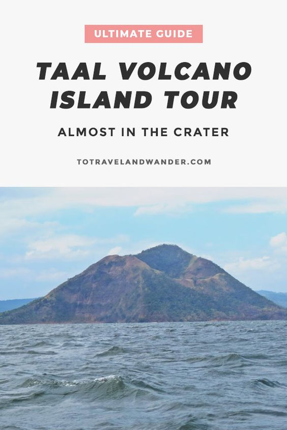 Taal Volcano Island Tour in Batangas