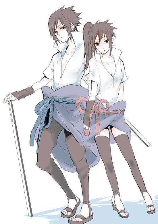 Genderbend #Sasuke