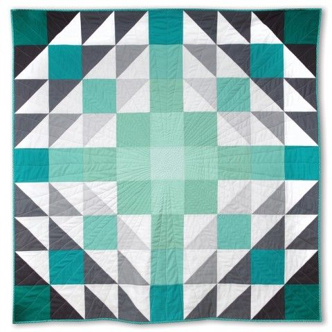 This gives all the fabric requirements for the miniquilt