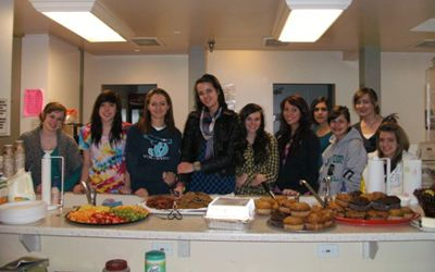 Ronald McDonald House Charities•Adopt-a-meal signup