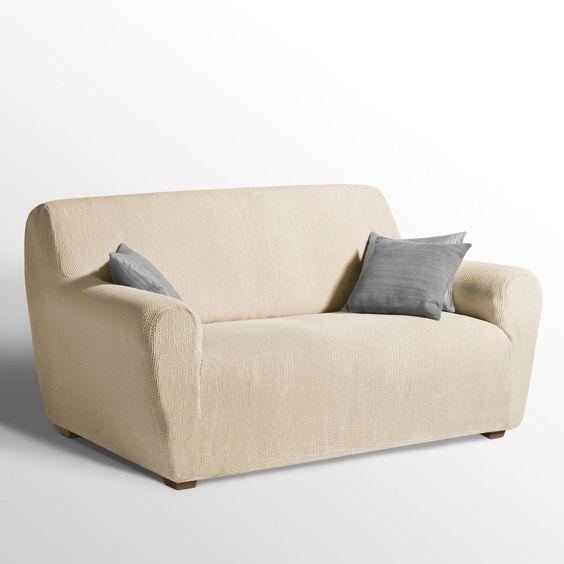 Housse extensible pour fauteuil et canapé, AHMIS La Redoute Interieurs…