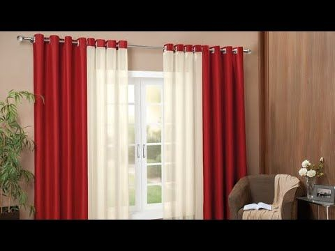 Beautiful Simple Curtain Design Ideas For Living And Bedroom Ideas
