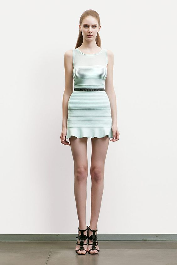 Antonio Berardi | Resort 2011 Collection | Style.com