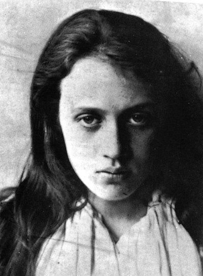 A young Vanessa Bell. Artist, member of Bloomsbury, sister of Virginia Woolf.