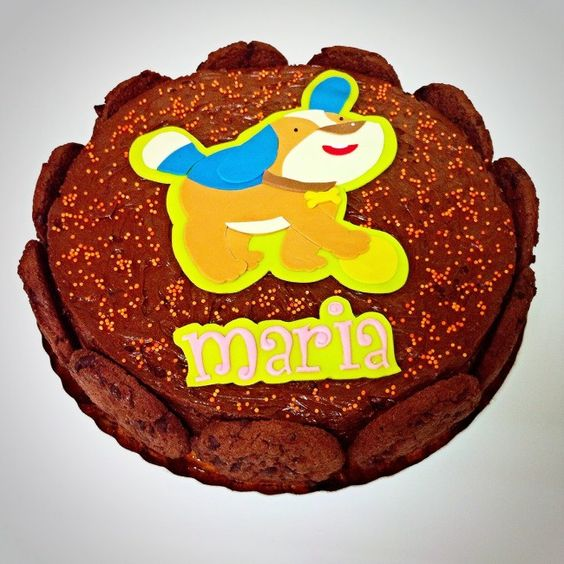 Tarta de la abuela - Versión moderna-Me tienes tarta!