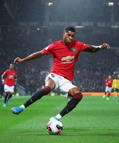 Rashford 😈 #MUFC   Manchester united