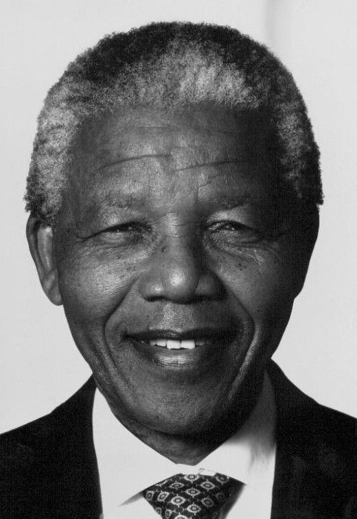 Nelson Mandela A Tribute On His Birthday Fotos Presidentes E
