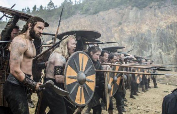 #VIKINGS Season 2 Episode 1: Brother's War