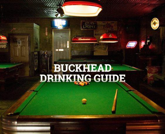 The 13 Best Bars in Buckhead