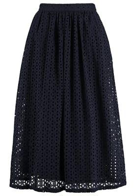 Jupe trapèze - navy blue