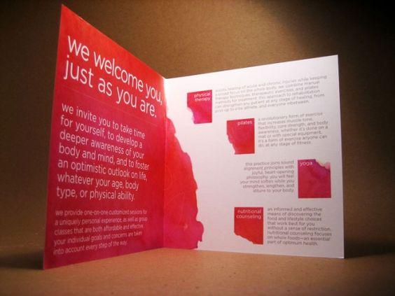 Brochures | Promos | Letterpress Printing, Print Design | New York
