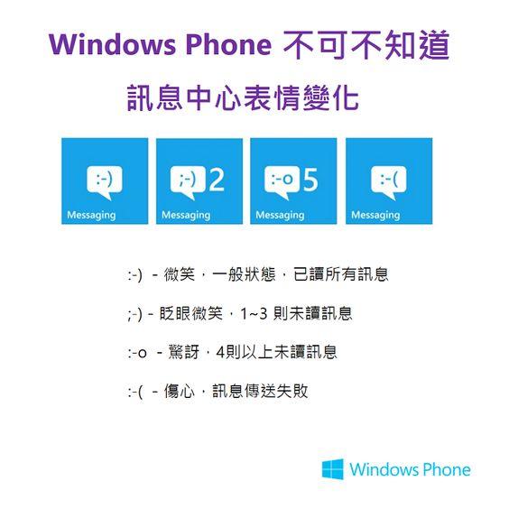 在使用 Windows Phone 的粉絲有發現這個小變化嗎?