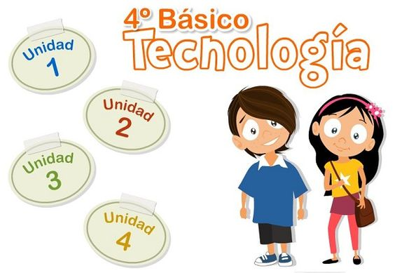 Libro digital de tecnología 4to grado - Material de Aprendizaje