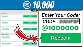This Free Robux Promo Code Gives Free Robux Roblox 2019 Roblox Hack Crazy Robux Hack 2020 Get 1 Million Free Robux In 1 Minu Roblox Roblox Online Coding