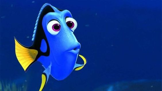 I got Dory! Which Disney Animal Are You? #justkeepswimming