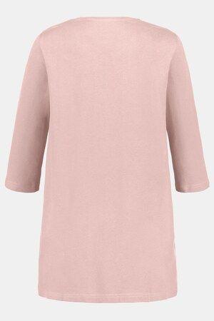 Longshirt Biesen A Linie 3 4 Armel Reine Baumwolle In 2020 Shirt Damen Longshirt Und Baumwolle