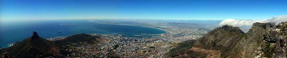 * Cidade do Cabo * Capital Legislativa da África do Sul.
